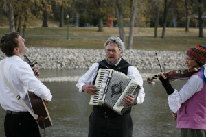 The Meandering River Walk Band