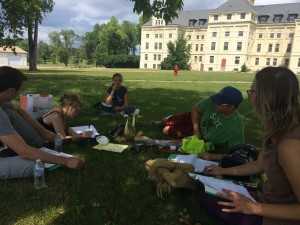 Reading in the shadow of the Kirkbride
